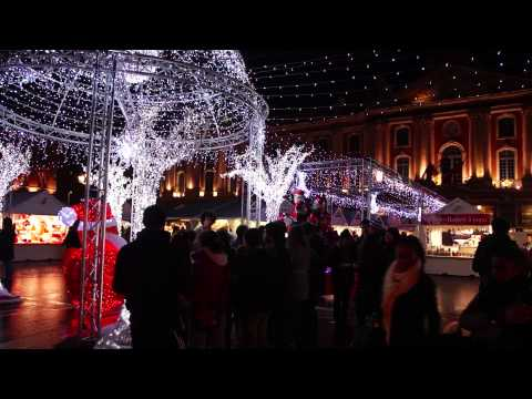 Silent Night (French Version) - Toulouse, Christmas Market