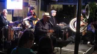 French Quarter Festival Jazz - Waltzing Matilda