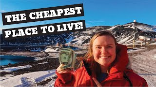 How Expensive is ANTARCTICA   Budget Travel