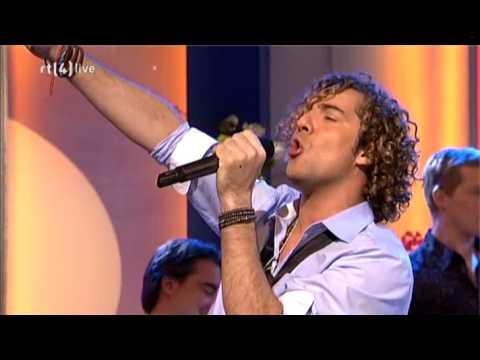 David Bisbal - Esclavo De Sus Besos (Live @ Life 4 You)