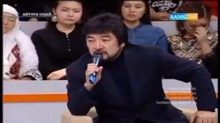 """Бекболат Тілеухан """"Айтуға оңайда"""", тастанды балалар жайлы"""