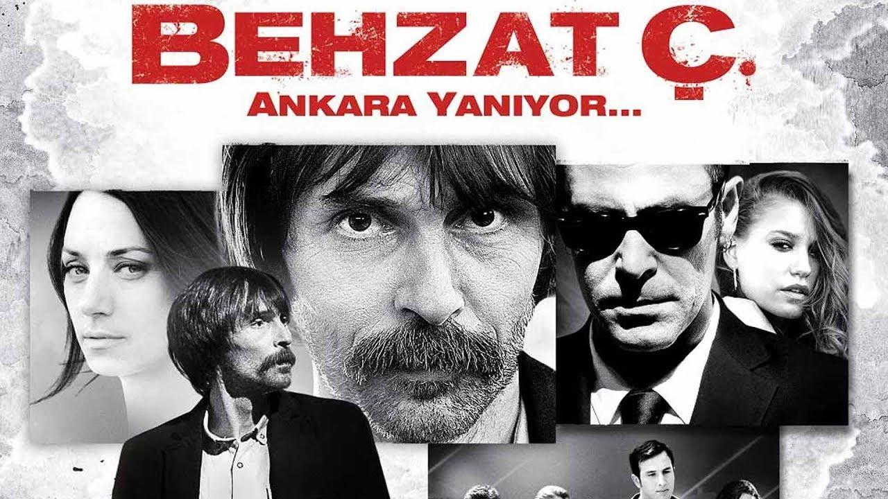 Behzat Ç. - Ankara Yanıyor | Full Film Tek Parça İzle