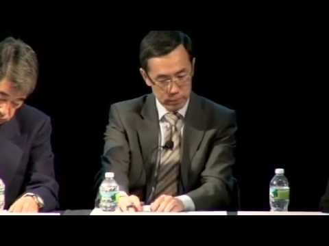 Starr Forum: On the Rocks: China and Japan in the East China Sea