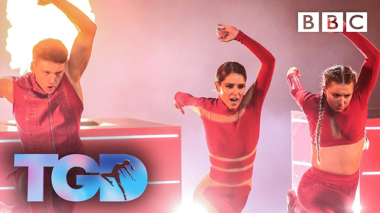Download Harry and Eleiyah on fire with Cheryl - The Greatest Dancer Final   LIVE