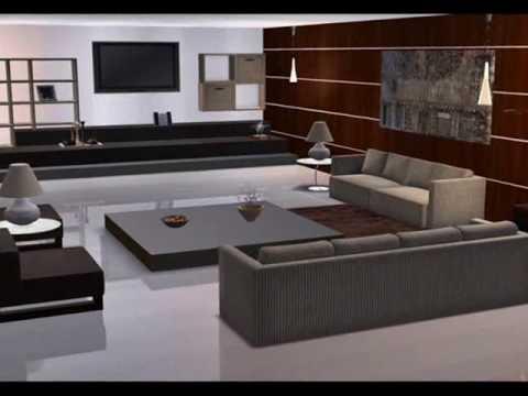 El estilo minimalista doovi for Casa moderna minimalista interior 6m x 12 50m