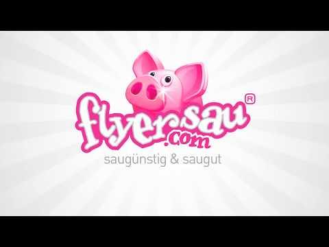 flyersau.com die günstige Online-Druckerei aus Bern from YouTube · Duration:  49 seconds