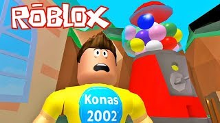 Roblox BubbleGum Simulator ! || Roblox Gameplay || Konas2002
