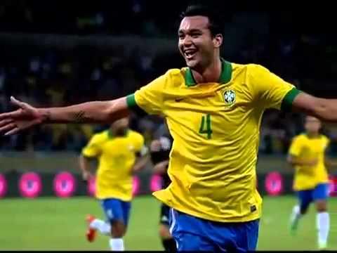 [25-04-13][Goals Highlights] Brazil vs Chile 2-2