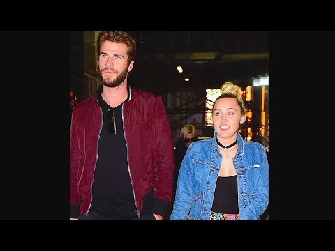 SHOCKING! Miley Cyrus Pregnant & Secretly Married To Liam Hemsworth In Home Wedding (Report) Mp3