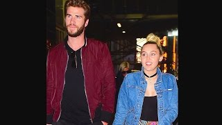 SHOCKING! Miley Cyrus Pregnant & Secretly Married To Liam Hemsworth In Home Wedding (Report)