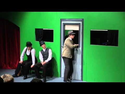"""Theatrikos Opens Production of """"The 39 Steps"""""""