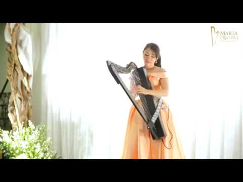 If I Ain't Got You - Alicia Keys [Electric Harp Cover] by Maria Pratiwi