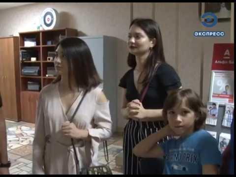 Телеканал «Экспресс» посетили студентки из Армении