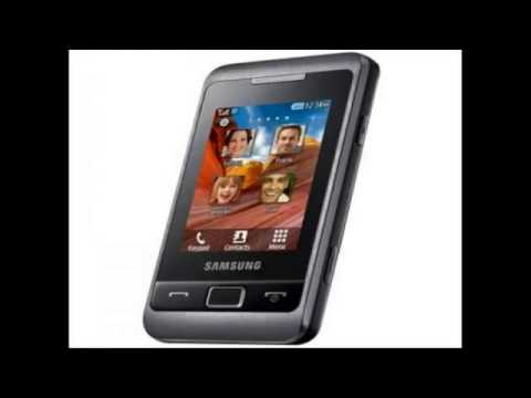 latest Samsung C3330 Champ 2,TFT resistive touchscreen, 256K colors,microSD, up to 16 GB696