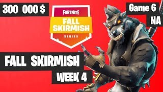 Fortnite Fall Skirmish Week 4 Game 6 NA Highlights (Group 2) - Big Bonus [Tfue or Vivid]