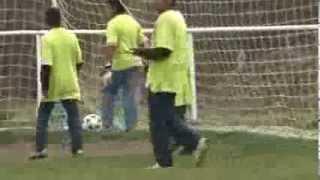 ZOBER LOPTU, NIE DROGY futbalový turnaj v Podhoranoch 25.10. 2013