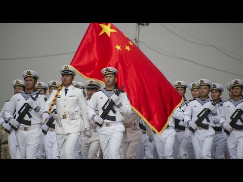 China base in Djibouti shows global ambitions
