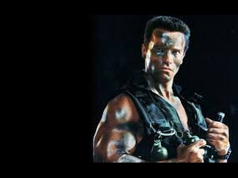 Commando (1985) Movie Review By JWU