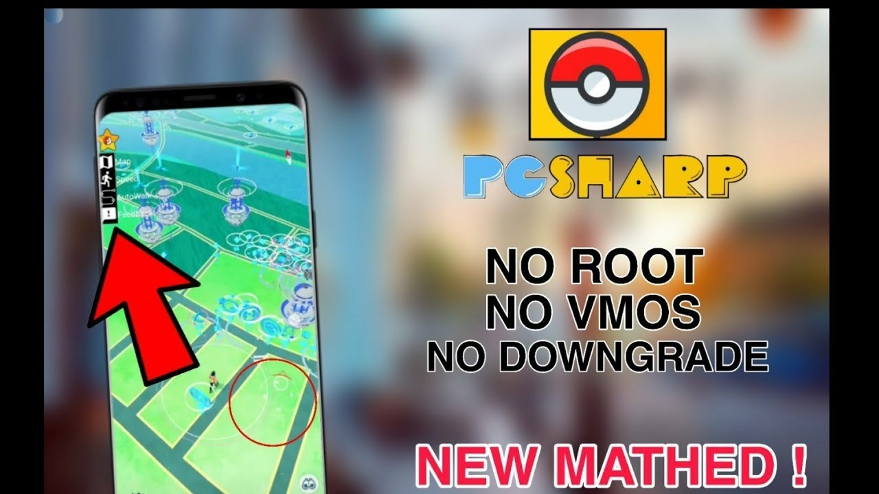 POKEMON GO PGSHARP ACTIVATION KEY - YouTube