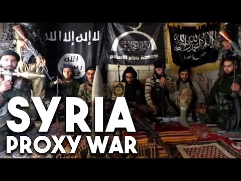 The sordid history of US proxy war in Syria, with Gareth Porter (Moderate Rebels Ep. 3)