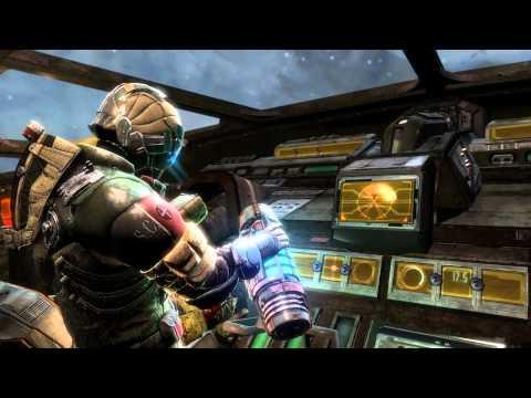 Dead Space 3: NVIDIA GTX 460 Gameplay