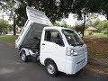 Daihatsu Hijet 2015 4WD Dual Range Tipper Truck For Sale www.SunRiseCars.com.au