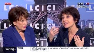 L'interview politique du 24 mars 2020 : Roselyne Bachelot