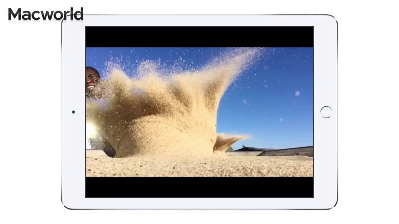 iPad Air 2: Apple's marketing video
