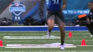 Baltimore Ravens Draft - Jimmy Smith Colorado Buffaloes