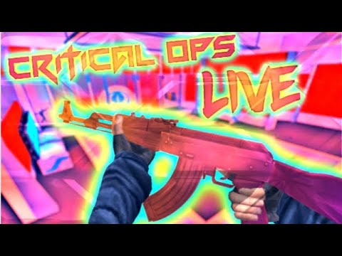 Critical Ops -BETA  Killing Spree?!!? After Dark