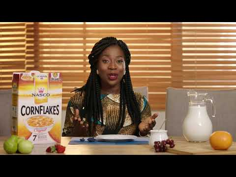 I'M WHOLE FLAKED   NASCO CORNED FLAKES   MY FIRST COMMERCIAL