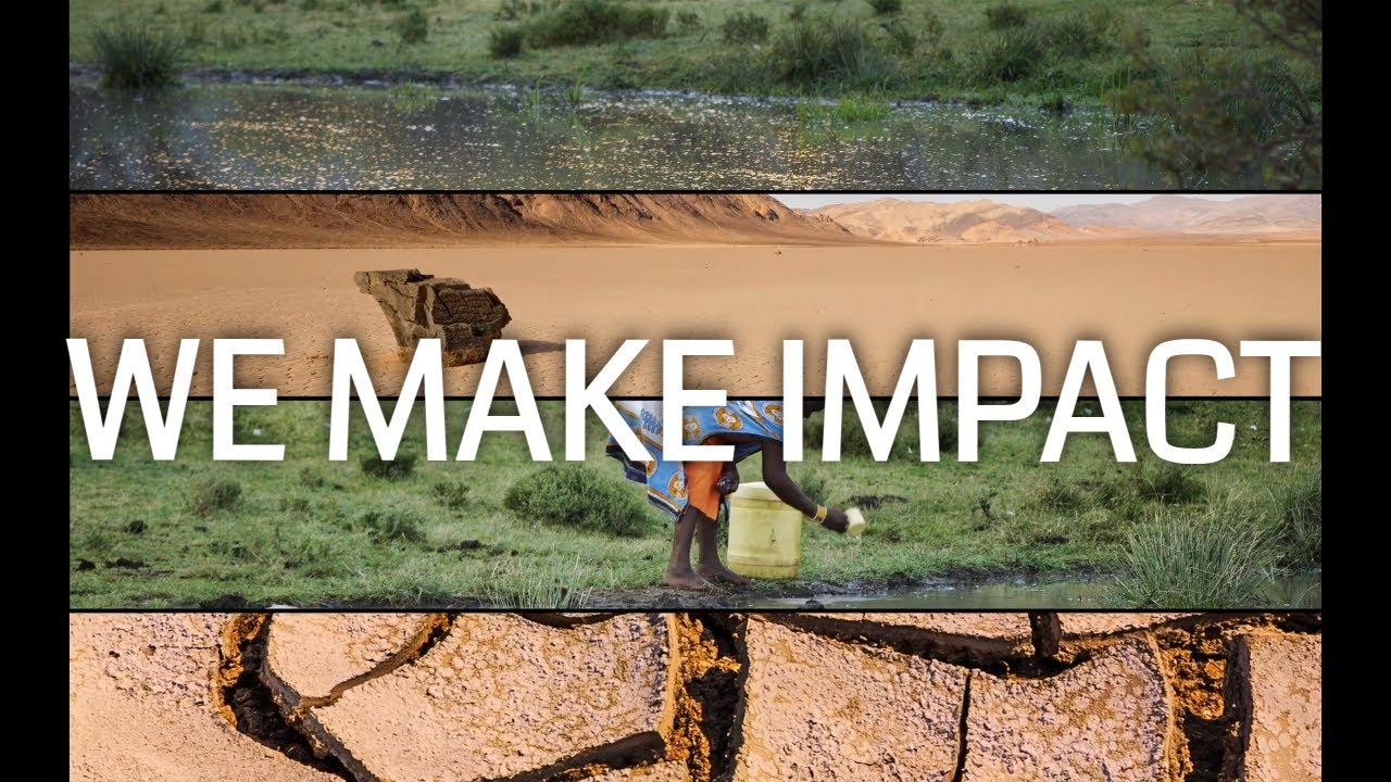 We Make Impact - Make Your Impact Today - Listen to Les Brown