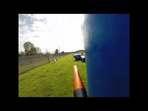 Open training at Urban Paintball Bassetlaw