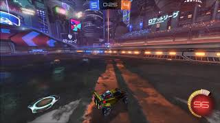 Rocket League Highlights 5