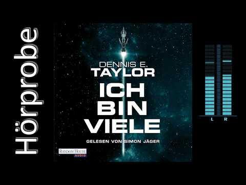 Ich bin viele YouTube Hörbuch Trailer auf Deutsch