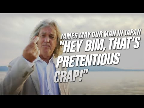James May — Reciting Zen Haiku For Over 5 Minutes
