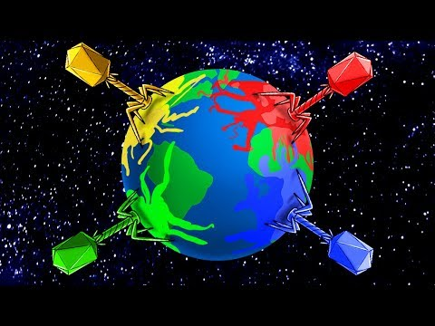 Minecraft | GLOBAL PLAGUE CHALLENGE - Red vs Blue vs Green vs Yellow!
