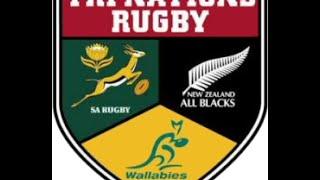 """""""Il grande Rugby"""" - Storia del Tre Nazioni"""