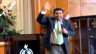 11-9-2014 Sunday Service Message by Pastor Bliss Varghese