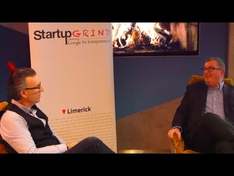 Startup Grind Limerick Hosts Frank Hannigan (Strategy Crowd)