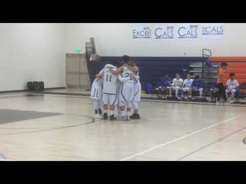 Lakeview Charter vs Sun Valley Magnet HS 01/22/2018 Team Highlights