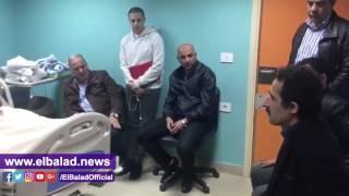 ننشر أول لقاء لـ«أحمد مرتضى منصور» بعد إصابته بـ «الجلطة» .. فيديو وصور