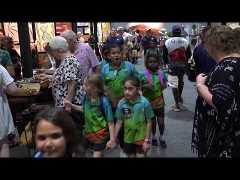 Darwin Aboriginal Art Fair 2019