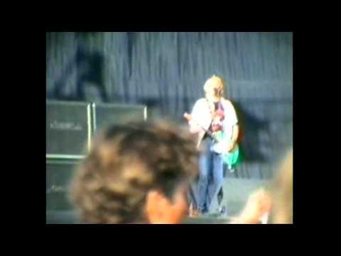 Nirvana -  Kalvoya (Kalvoyafestivalen), Sandvika 1992 (AMT #1)