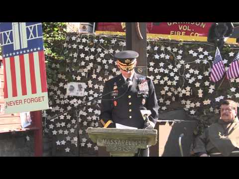 World Trade Center Memorial Ceremony 2013