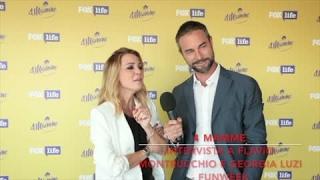 4 Mamme: intervista a Flavio Montrucchio e Georgia Luzi