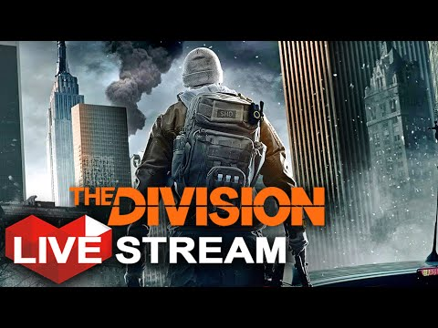 The Division Gameplay | Exploration & Surviving NYC - Multiplayer Live Stream (PART 1)