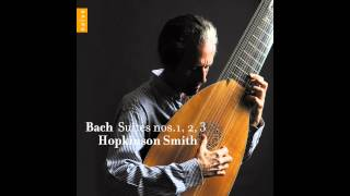 Hopkinson Smith - Suite n°2 BWV 1008: III.Courante