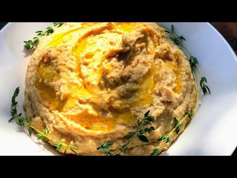 Хумус рецепт в домашних условиях. Как приготовить хумус из консервированного нута, паста рецепт