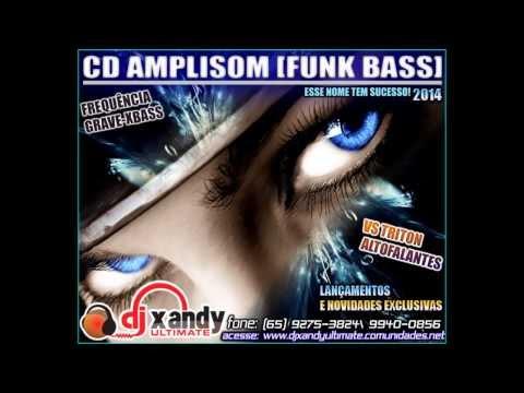 FUNK BAIXAR ULTIMATE BASS XANDY DJ CARNA 2014 CD